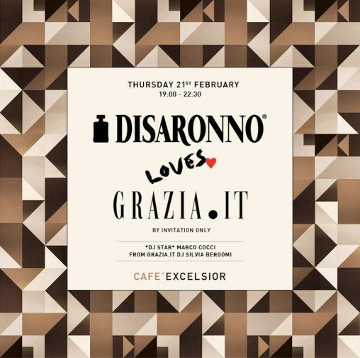 Di Saronno loves Grazia.it