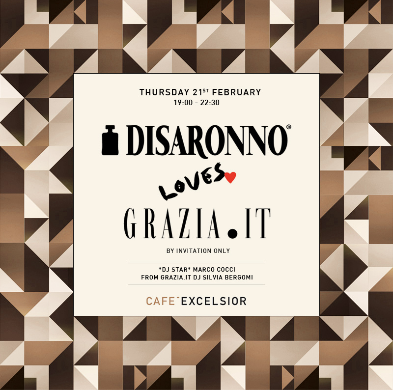 Di Saronno loves Grazia.it