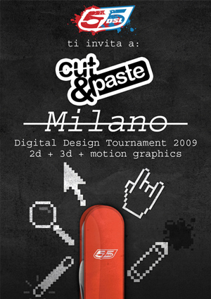 Cut & Paste Milano